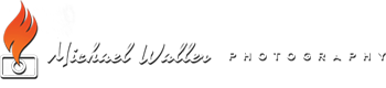 Michael Waller Photography Mobile Logo